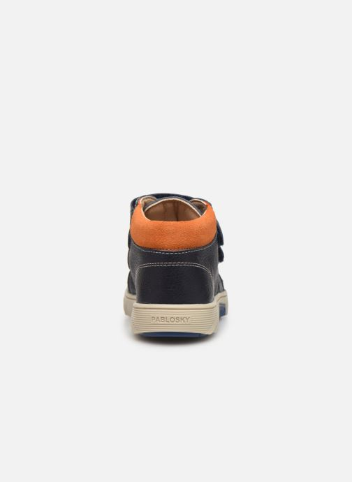 Sneakers Pablosky Piero Blauw rechts
