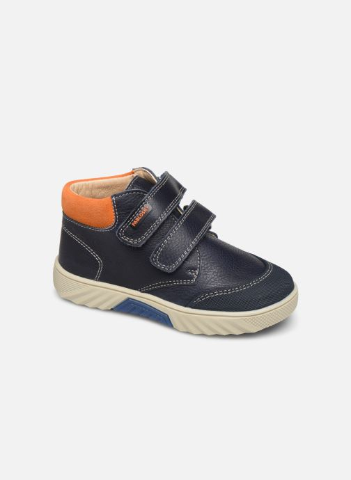 Trainers Pablosky Piero Blue detailed view/ Pair view