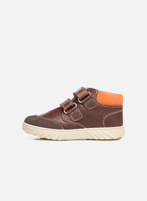Sneakers Pablosky Piero Bruin voorkant