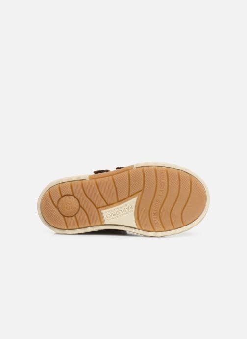 Sneakers Pablosky Piero Bruin boven