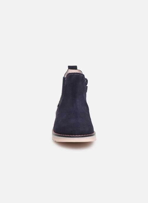 Ankle boots Pablosky Annita Blue model view