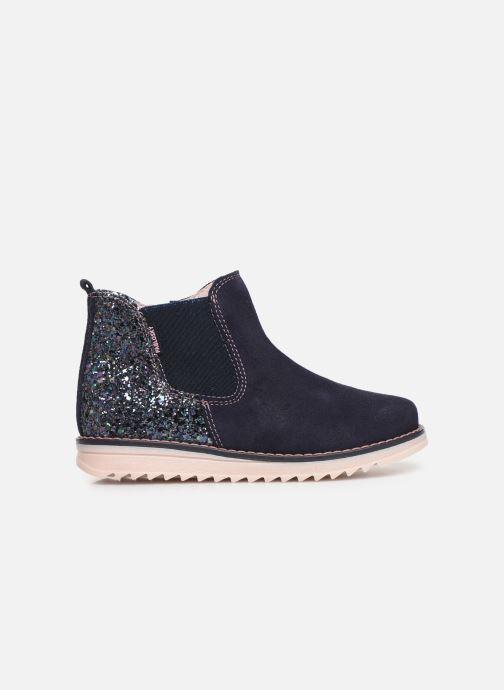 Bottines et boots Pablosky Annita Bleu vue derrière