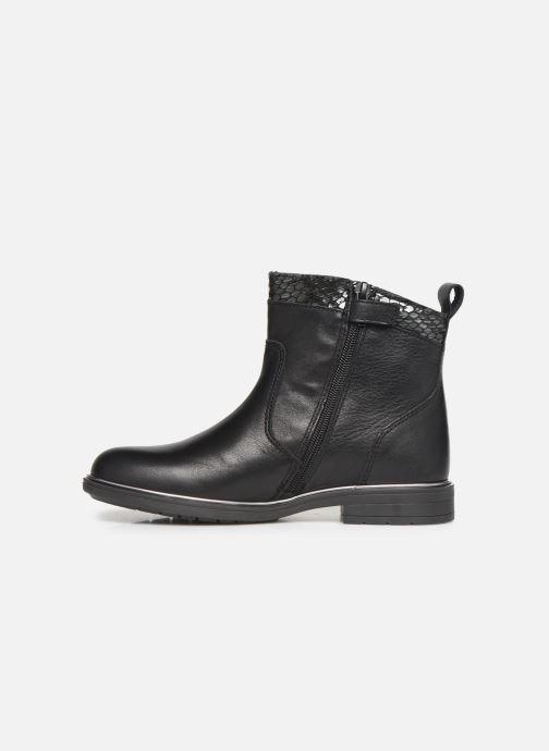 Bottines et boots Pablosky Carma Noir vue face