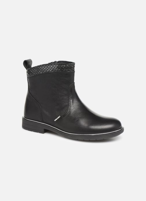 Boots en enkellaarsjes Pablosky Carma Zwart detail