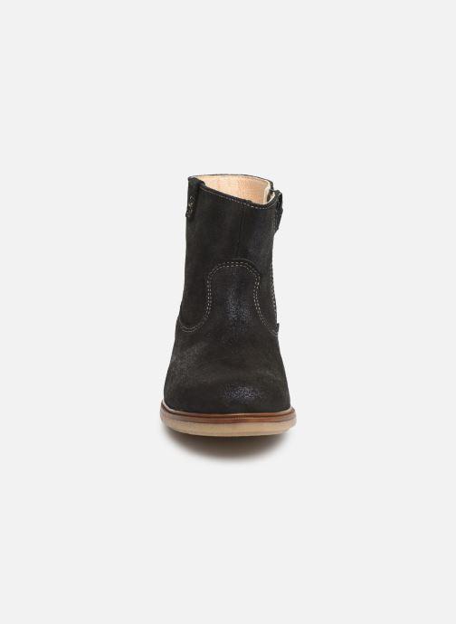Bottines et boots Pablosky Isa Bleu vue portées chaussures