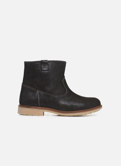 Bottines et boots Pablosky Isa Bleu vue derrière