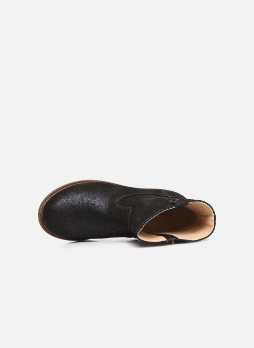 Bottines et boots Pablosky Isa Bleu vue gauche
