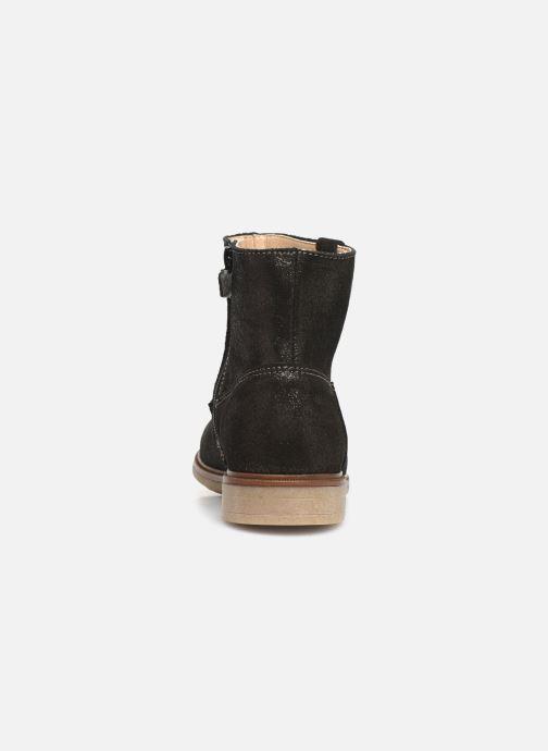 Bottines et boots Pablosky Isa Gris vue droite