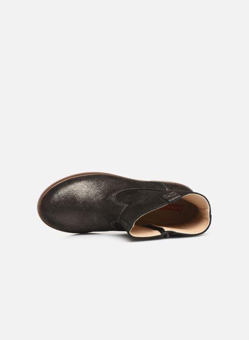 Bottines et boots Pablosky Isa Gris vue gauche