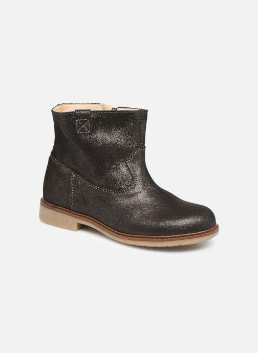 Bottines et boots Pablosky Isa Gris vue détail/paire
