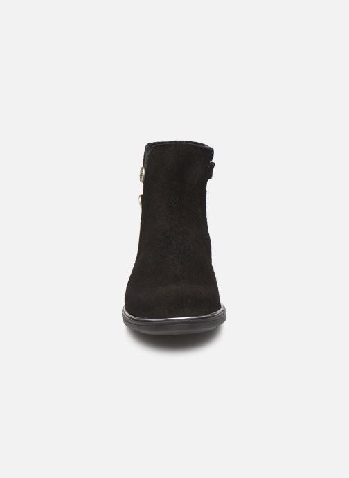 Bottines et boots Pablosky Mila Noir vue portées chaussures