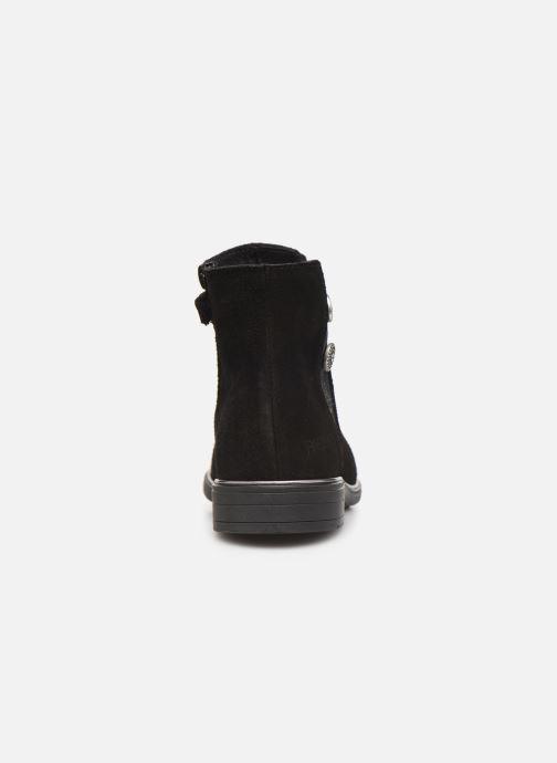 Bottines et boots Pablosky Mila Noir vue droite