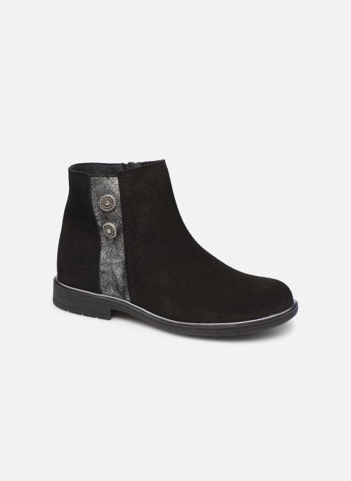 Bottines et boots Pablosky Mila Noir vue détail/paire