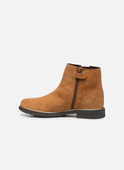 Stiefeletten & Boots Pablosky Mila braun ansicht von vorne