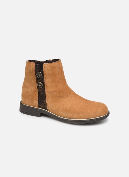 Bottines et boots Pablosky Mila Marron vue détail/paire