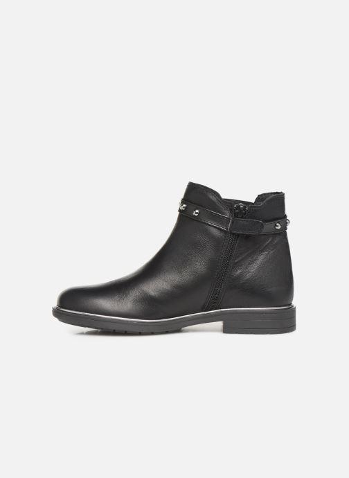 Bottines et boots Pablosky Mara Noir vue face