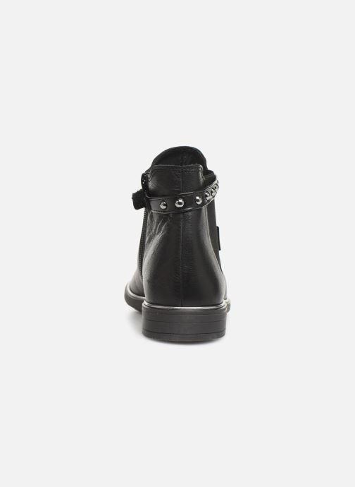 Bottines et boots Pablosky Mara Noir vue droite