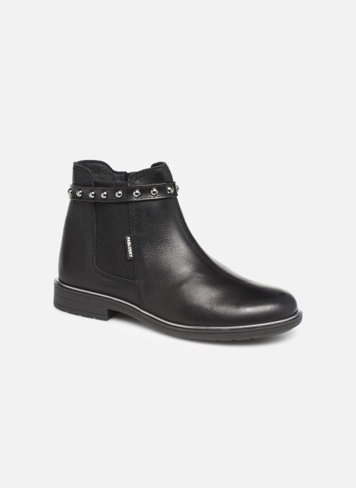 Boots en enkellaarsjes Pablosky Mara Zwart detail