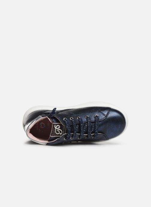 Sneakers Pablosky Stara Blauw links