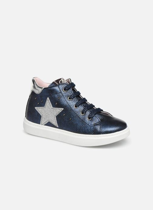 Trainers Pablosky Stara Blue detailed view/ Pair view