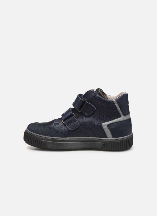 Sneaker Pablosky Anto blau ansicht von vorne