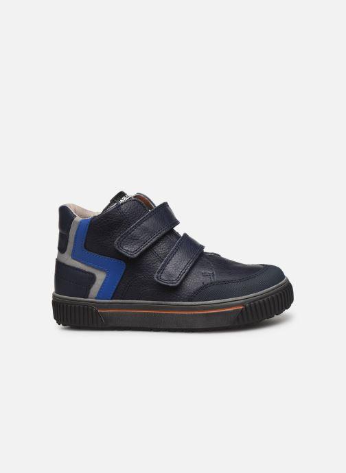 Sneaker Pablosky Anto blau ansicht von hinten