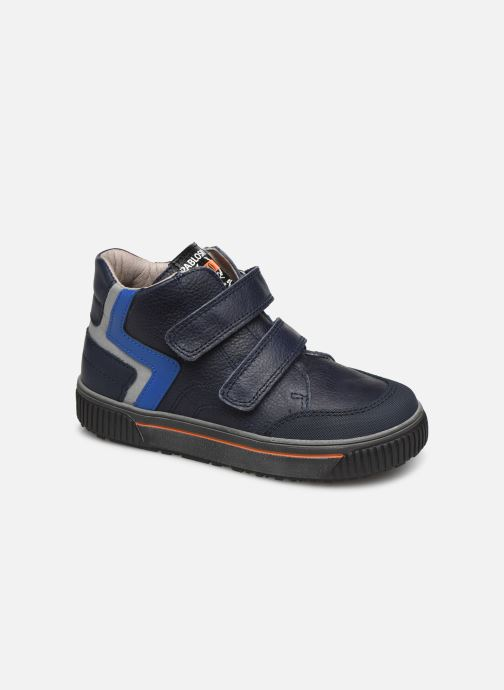 Sneakers Pablosky Anto Blauw detail
