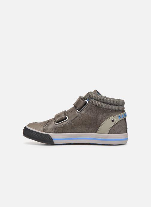 Sneakers Pablosky Jim Grijs voorkant