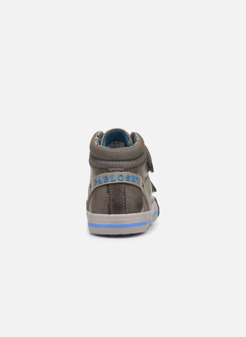 Sneakers Pablosky Jim Grijs rechts