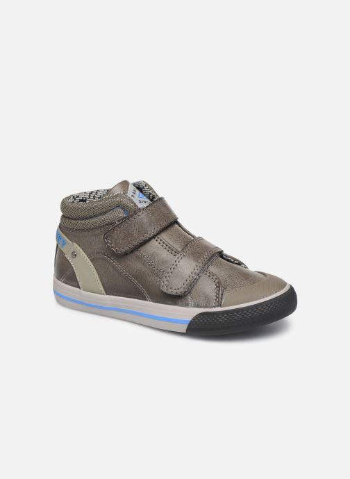 Sneakers Pablosky Jim Grijs detail