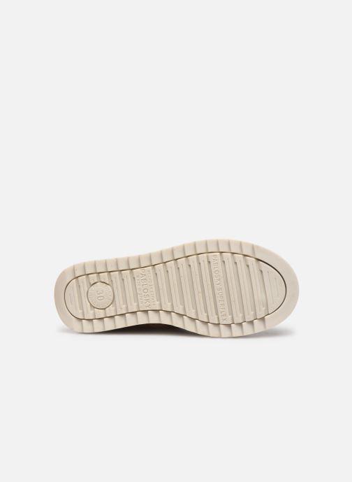 Chaussures à lacets Pablosky Felip Marron vue haut
