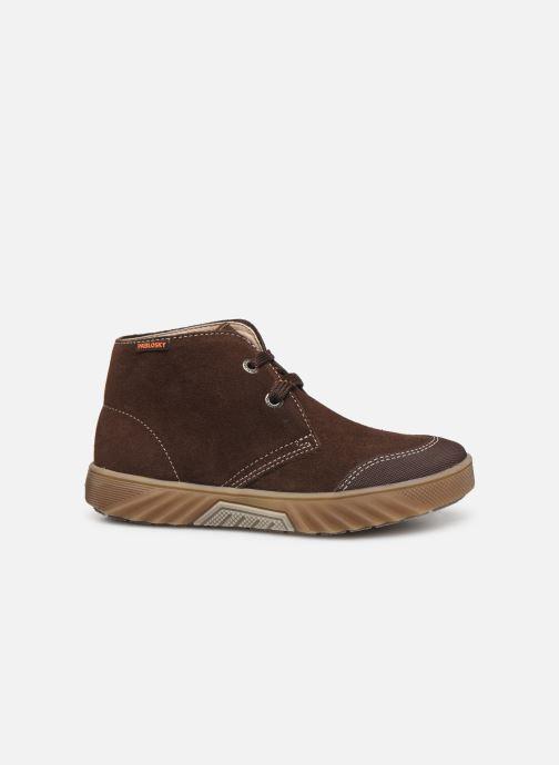 Chaussures à lacets Pablosky Pio Marron vue derrière