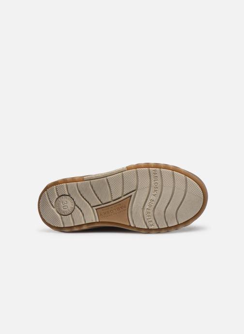 Chaussures à lacets Pablosky Pio Marron vue haut