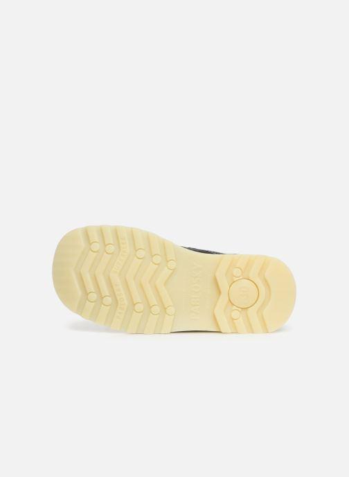 Schoenen met klitteband Pablosky Eldo Blauw boven
