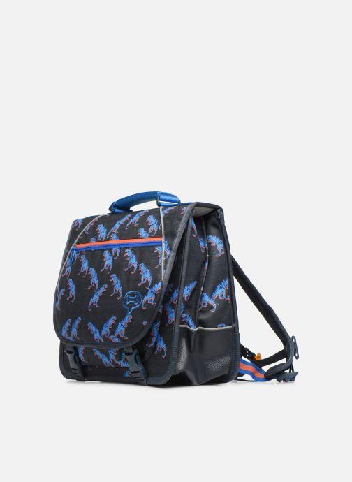 School bags Stones and Bones LILY 38CM Blue model view