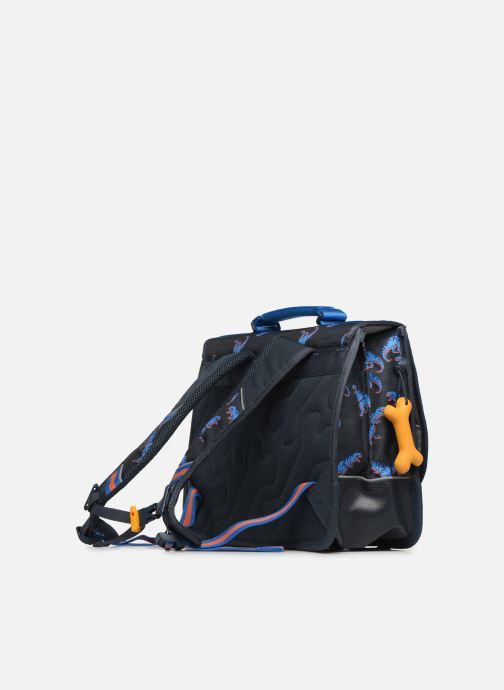 School bags Stones and Bones LILY 38CM Blue view from the right