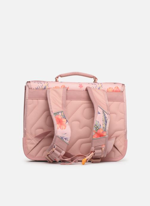 School bags Stones and Bones LILY 38CM Pink front view