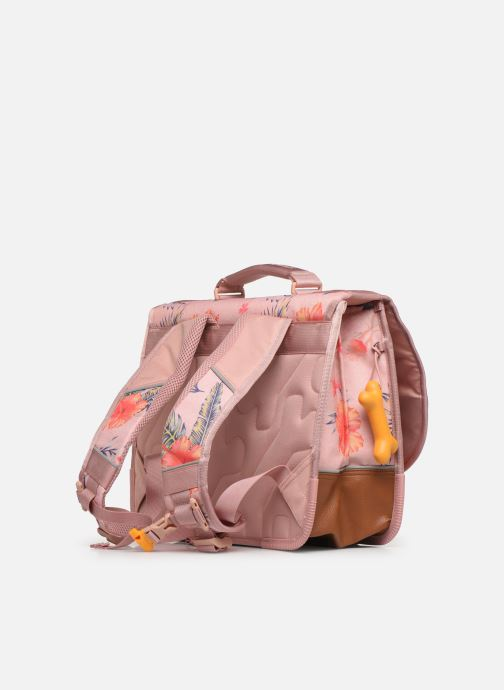 School bags Stones and Bones LILY 38CM Pink view from the right
