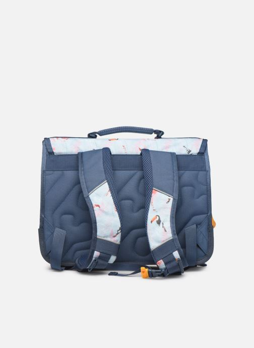 School bags Stones and Bones LILY 38CM Blue front view