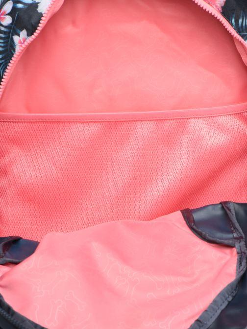 School bags Stones and Bones ASPEN Blue back view