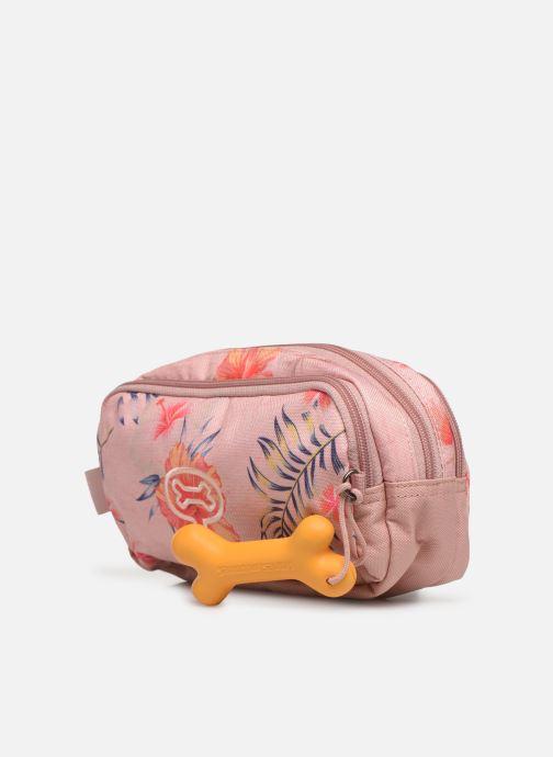 School bags Stones and Bones ROWAN Pink model view