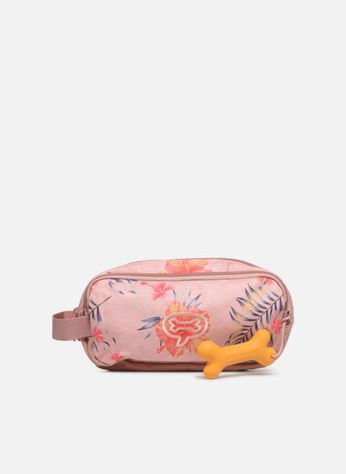 School bags Stones and Bones ROWAN Pink detailed view/ Pair view