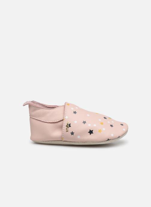 Pantoffels Bobux Voie Lactée Roze achterkant