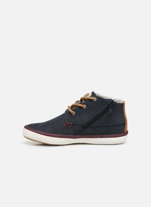Sneakers Faguo WattlelL Blauw voorkant