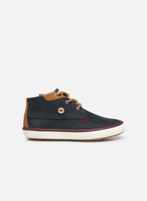Sneakers Faguo WattlelL Blauw achterkant