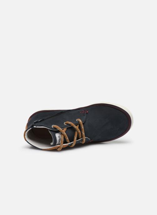 Sneakers Faguo WattlelL Blauw links