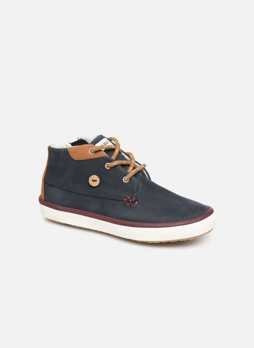 Sneakers Faguo WattlelL Blauw detail