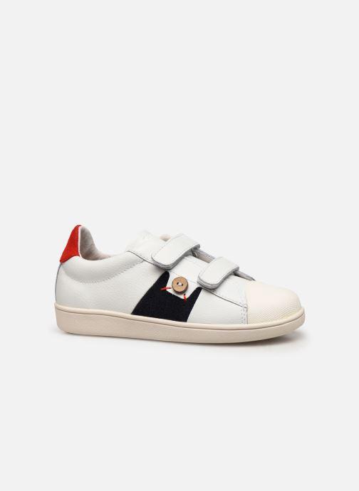 Sneakers Faguo Hostav L Wit achterkant