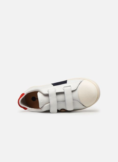 Sneakers Faguo Hostav L Wit links