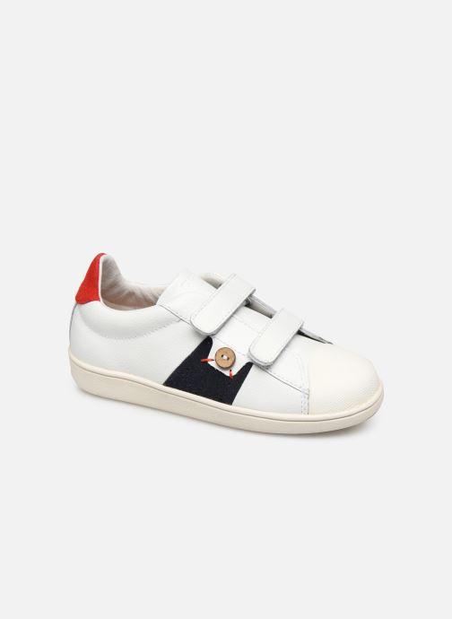 Sneakers Faguo Hostav L Wit detail